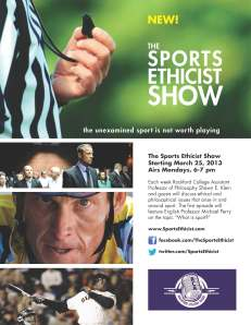 Sports Ethicist Show