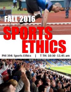 SportsEthicsFall2016